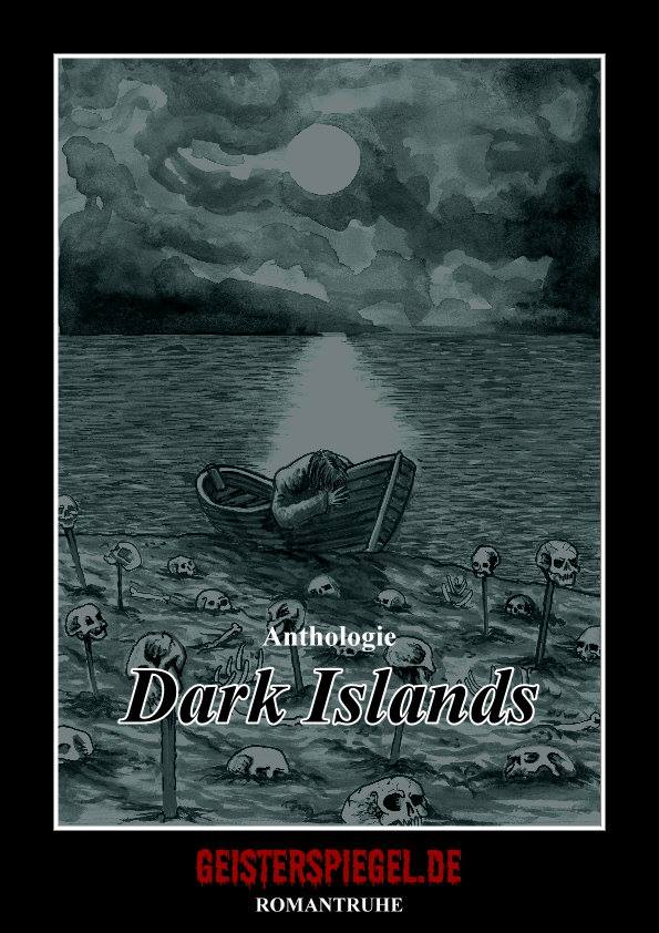 "Cover der Anthologie ""Dark Islands"""