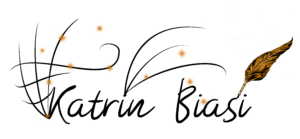 Nornennetz Schriftzug von Katrin Biasi