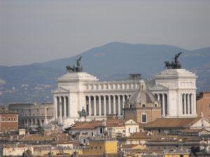 Schnappschuss in Rom