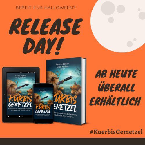 Releaseday Kürbisgemetzel